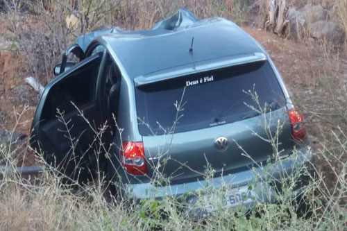 Batida entre carro e moto deixa uma vítima fatal na Ba – 148, trecho entre Rio de Contas e Jussiape