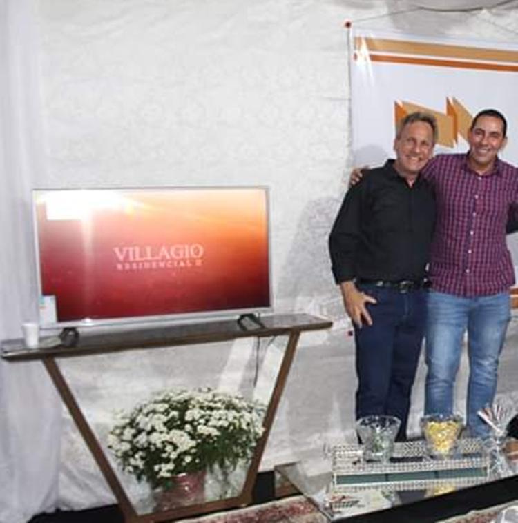 Dom Basílio pela segunda vez consecutiva participa da  II Expo Livramento