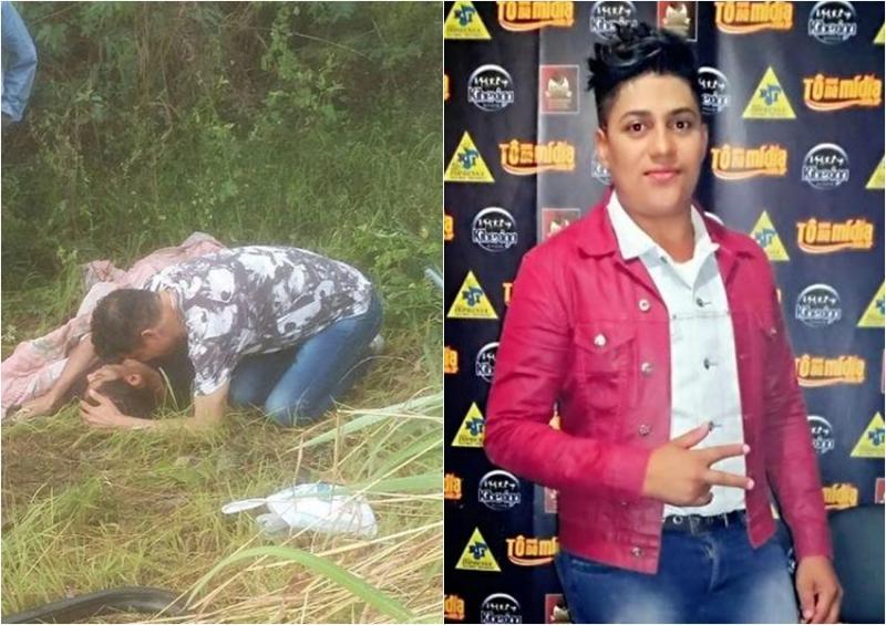 Filho do cantor Cristiano Neves morre em acidente envolvendo com micro - ônibus da banda
