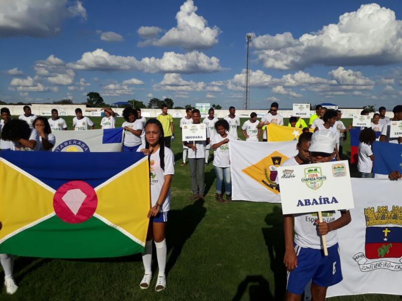 Copa Chapada Forte: Barra da Estiva e Ibicoara se dão bem nos primeiros jogos