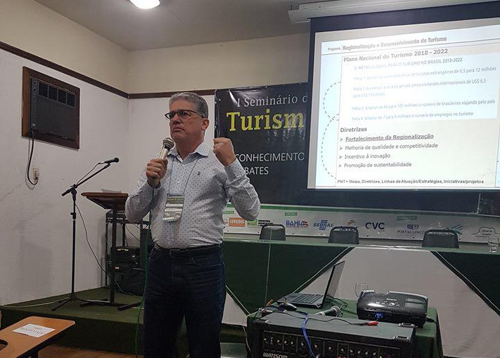 Lençóis realiza o Primeiro Seminário de Políticas Públicas para o Turismo