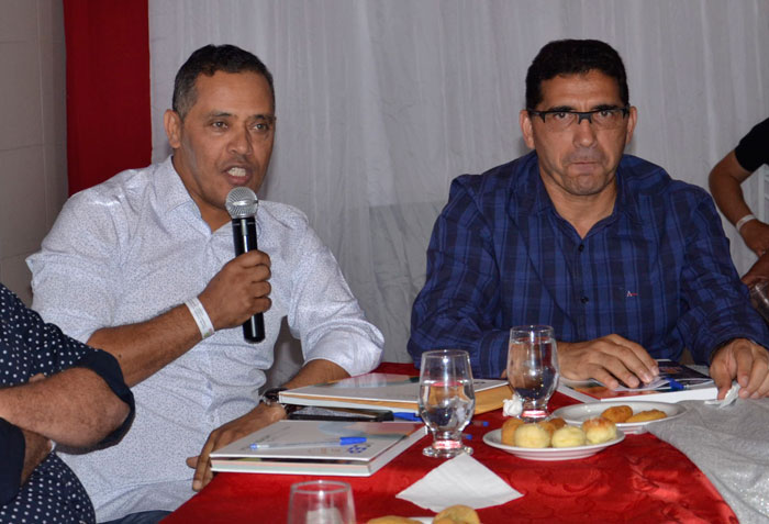 Turismo: Prefeito de Itaetê participa de Assembléia do Consórcio Chapada Forte; veja o vídeo
