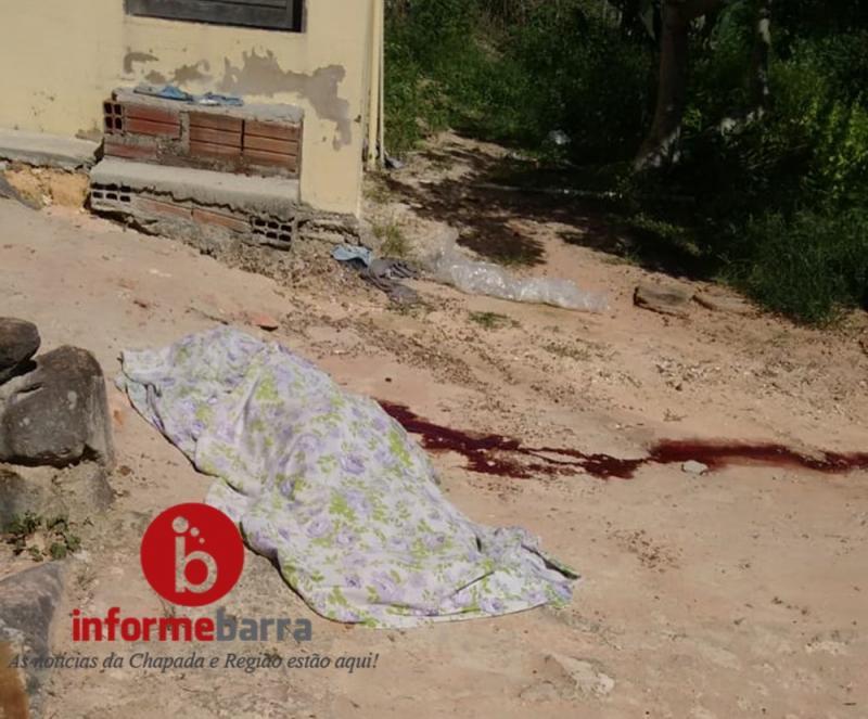 Barra da Estiva: Homem mata ex-companheira e atira contra mais duas pessoas na zona rural