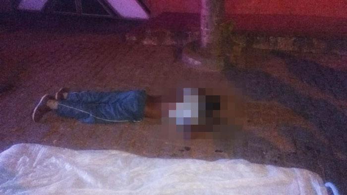 Homem é morto a tiros em Barra da Estiva; supostamente durante a festa de aniversário da cidade
