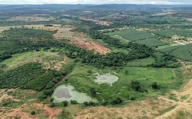 Governo da Bahia vai elaborar estudo de segurança hídrica na região do Rio Utinga