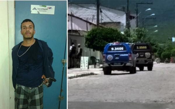 Com extensa ficha criminal, assaltante morre em confronto com a polícia em Ituaçu
