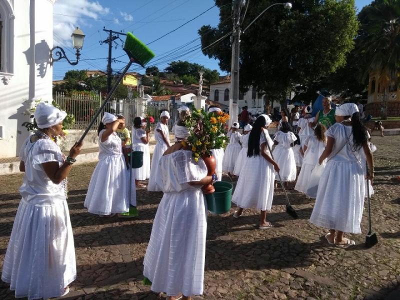 Lençóis celebra tradicional festa em homenagem a Bom Jesus dos Passos