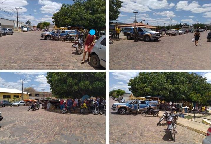 CIPPA Lençóis realiza ações preventivas em diversas cidades da Chapada Diamantina