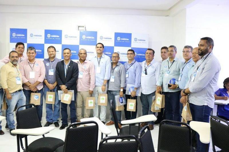 Prefeitos de municípios da Chapada Diamantina se reúnem em Itaberaba no intuito de formarem o Consórcio Público de Saúde