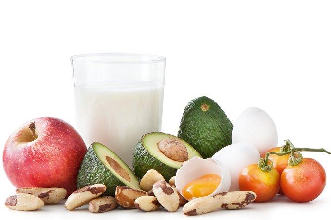 Alimento saudável também engorda