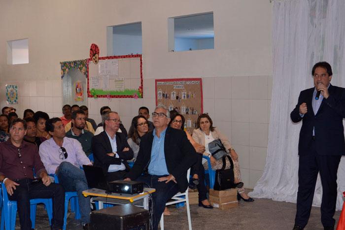 Assembléia do Consórcio Chapada Forte foi realizada em Ibicoara; veja o vídeo