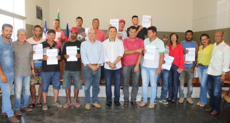 Psicultores de Itaetê ganham linha de crédito para início de projetos na Barragem Bandeira de Melo