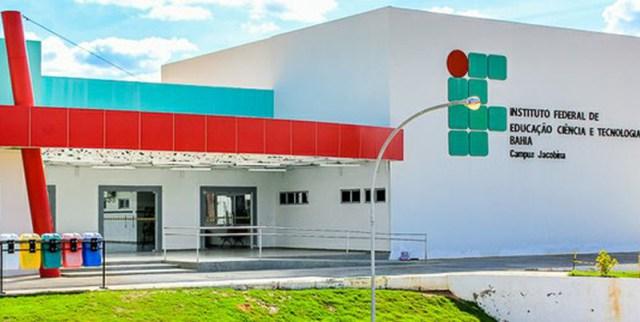 Chapada: Acontece nesta quarta, aula inaugural do MedioTec no campus do Ifba de Jacobina