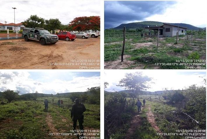 Chapada: Cippa Lençóis e Inema realizam fiscalização e encontram irregularidades em Itaetê e Andaraí