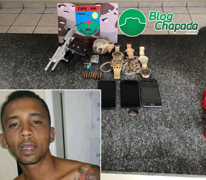 Com passagem por tráfico em Novo Horizonte, bandido autor de 30 homicídios morre em confronto com a polícia