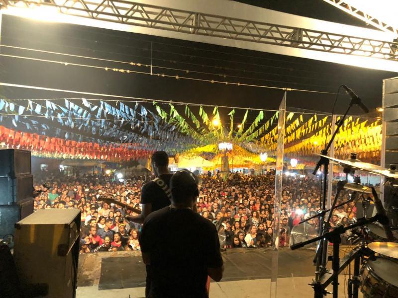Chapada: São João de Itaetê atrai multidão com festas na sede e no Rumo