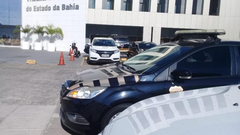 PF deflagra operação contra esquema de venda de decisões judiciais e afasta dois juízes e quatro desembargadores na Bahia