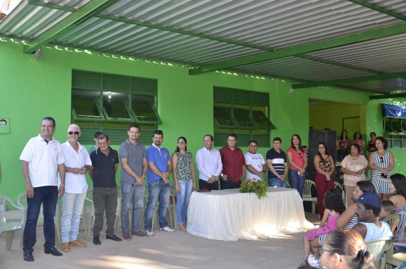 Ituaçu: Esquecida nas gestões anteriores, Escola do Paquetá é reformada e entregue à comunidade; veja o vídeo