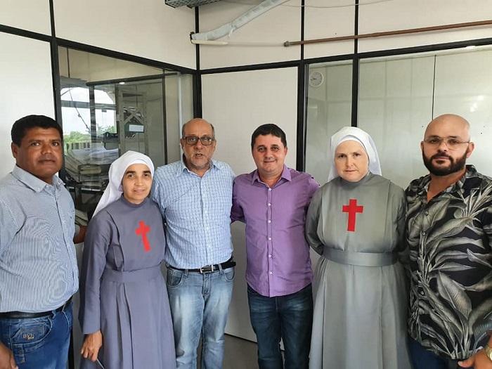 Prefeito de Barra da Estiva consegue verba de R$ 200 mil para Hospital Susy Zanfreta