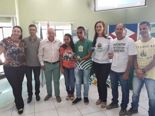 Premiação do Programa Despertar 2019 é realizada em Barra da Estiva