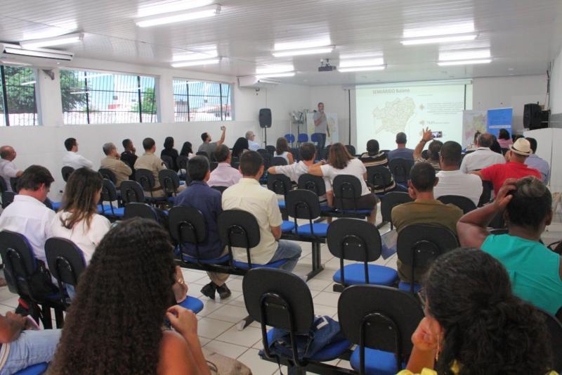 Seabra sediou plenária do PPA 2020-2023 para eleger prioridades do território da Chapada Diamantina