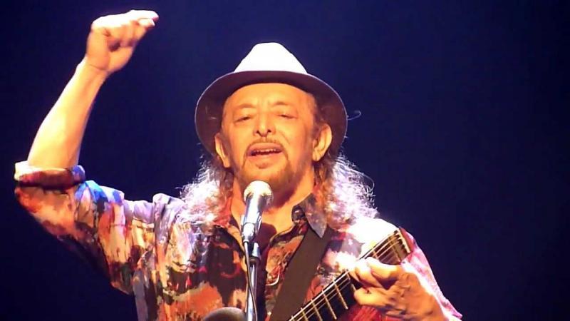 Geraldo Azevedo fará abertura da 2ª Edição do Festival do Forró em Mucugê
