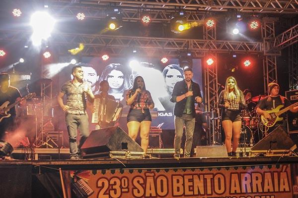 Festejos juninos de Ibicoara é sucesso na região e atrai grande público; veja o vídeo