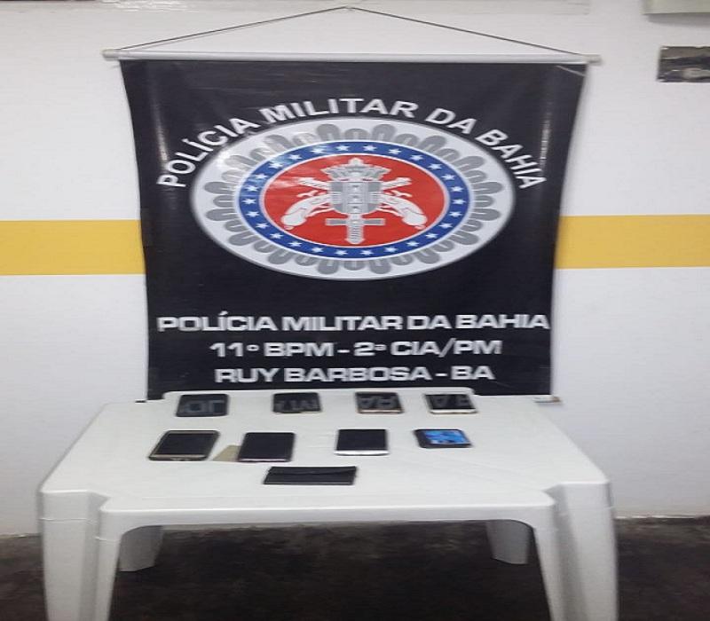 Polícia Militar intensifica ações durante festejos em Ruy Barbosa
