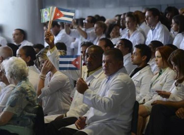 RELATOR DE MP PROPÕE REINCORPORAR CUBANOS AO PROGRAMA MAIS MÉDICOS