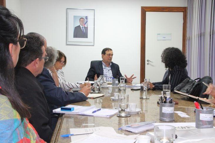 Projeto de Desenvolvimento Sustentável para a Chapada Diamantina é discutido na Seplan