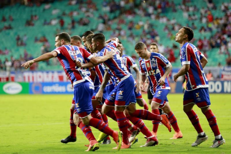 Bahia vence o Vitória e reverte vantagem na final do Campeonato Baiano 2018