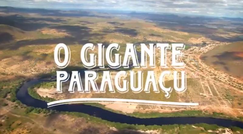 Na semana do Meio Ambiente programa sobre o Rio Paraguaçu será exibido na TV Bahia