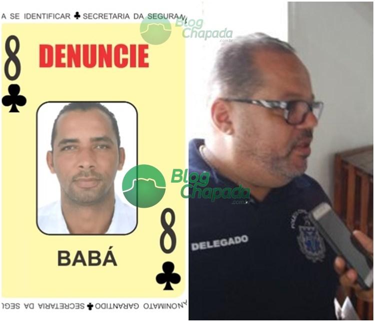 Criminoso envolvido na morte do delegado Marco Torres morre em confronto com a Polícia em Seabra