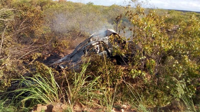 Grave acidente deixa três vitimas fatais em Morro do Chapéu, na Chapada Diamantina