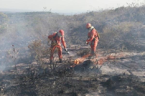 Governo investe R$ 6,7 milhões em ações contra incêndios florestais na BA Chapada Diamantina é uma das regiões que apresenta mais registros