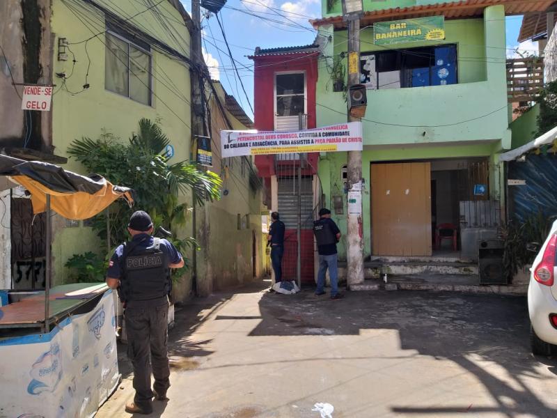 Operação nacional termina com 91 presos por crimes graves na Bahia