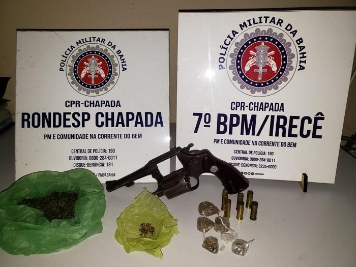 Chapada Diamantina: Homem é morto após 'receber' a guarnição da Rondesp a tiros