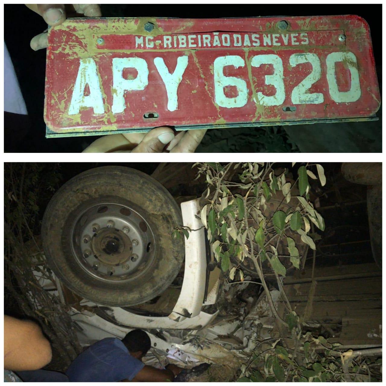 Grave acidente na BA-142, trecho entre Ituaçu e Barra da Estiva deixa vítima fatal