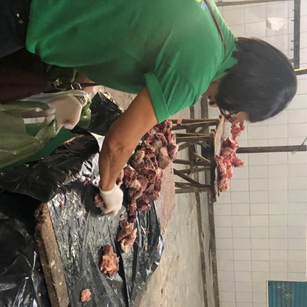 Cinco pessoas são presas e mais de 600 kg de carne clandestina são apreendidas em Jacobina, na Chapada Diamantina