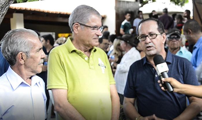 Zé Rocha é o mais novo aliado do prefeito de Ituaçu e promete trabalhar pelo município; veja o vídeo