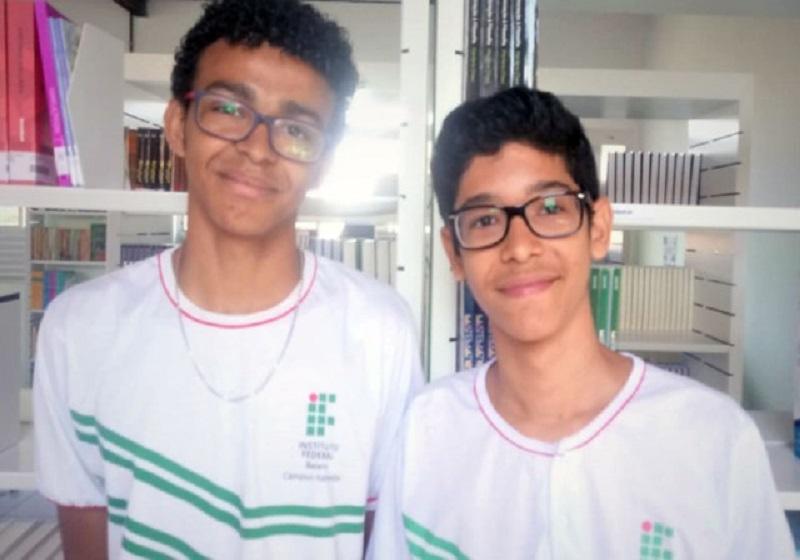 Estudantes de Itaberaba são aprovados na 2ª fase de Olimpíada Internacional