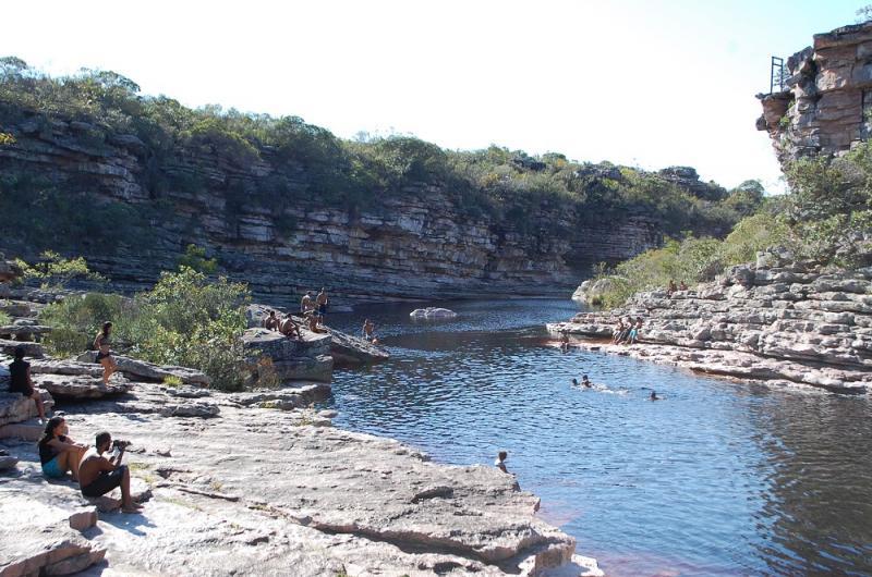 Chapada Diamantina está entre os destinos mais procurados por turistas da Bahia