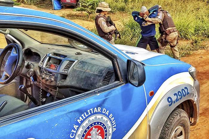 29ª CIPM intensifica ações na sua área de atuação em municípios da Chapada Diamantina