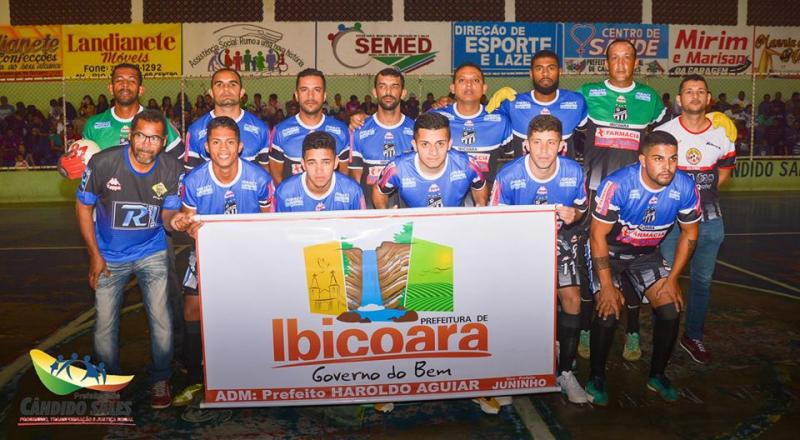 Seleção de Ibicoara é campeã invicta do 16º Campeonato de Futsal do Sudoeste