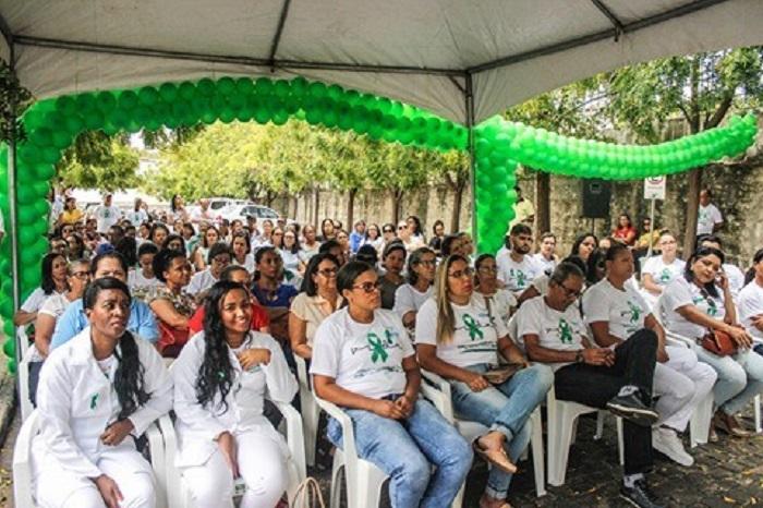 """BRUMADO: HOSPITAL MAGALHÃES NETO REALIZOU COM SUCESSO DIA """"D"""" DA CAMPANHA DE DOAÇÃO DE ÓRGÃOS"""