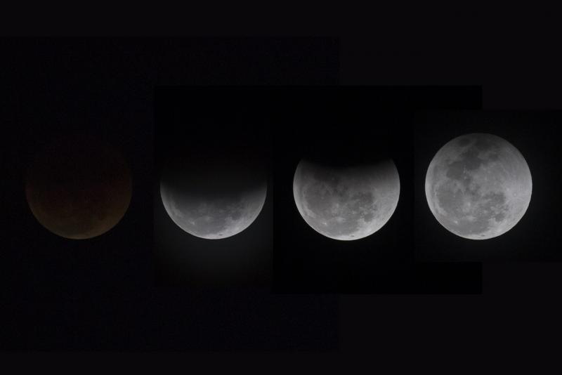 Maior eclipse do século é visto em diferentes capitais do Brasil