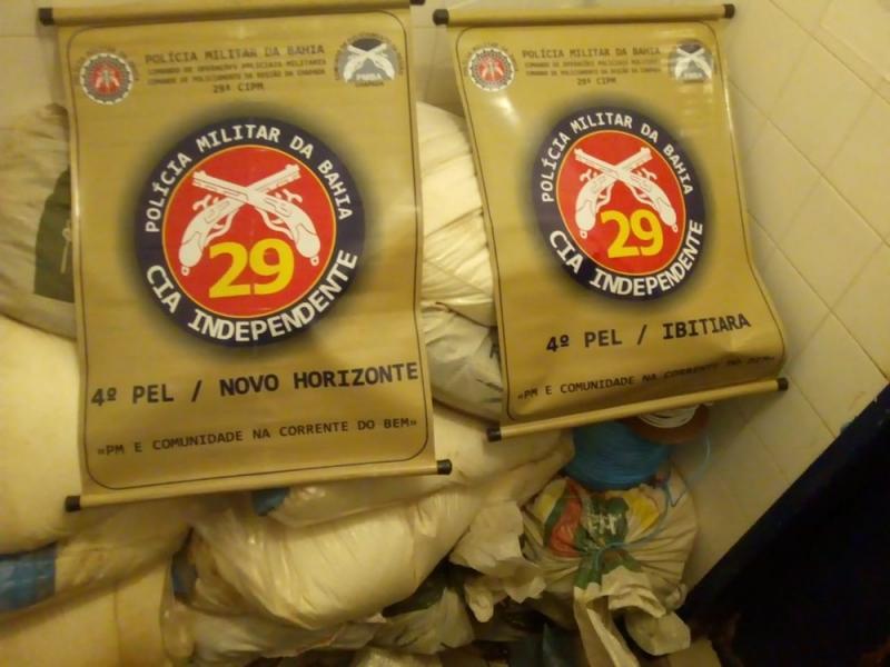 Chapada Diamantina: Polícia apreende 850 kg de explosivos em Novo Horizonte
