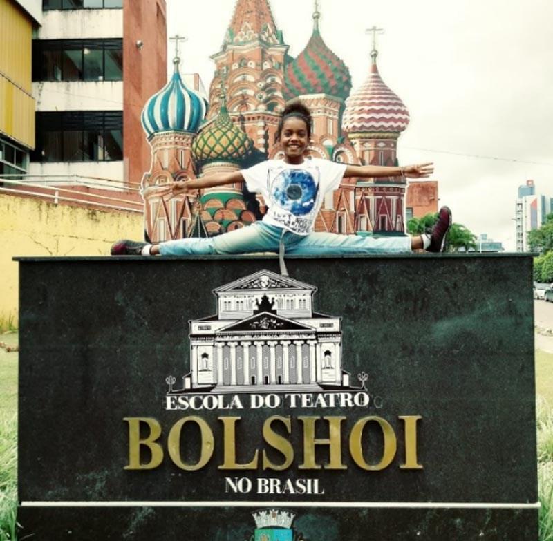 Garoto de 11 anos morador de Seabra é selecionado para a Escola de Teatro Bolshoi Brasil