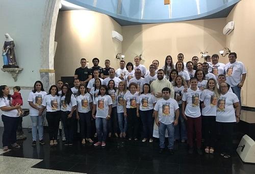 Moradores de Barra da Estiva e região participam de missa de 7º dia do Dr. Marco Torres