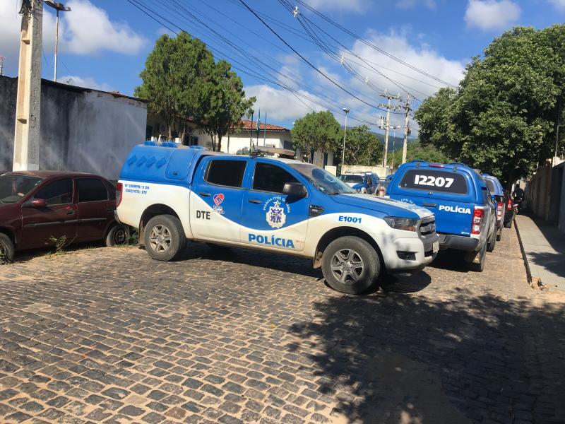 18ª Ciretran de Brumado é alvo de operação e mandados são cumpridos em Ibicoara, Livramento e Rio de Contas